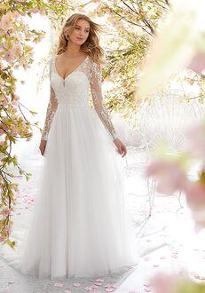 Morilee by Madeline Gardner/Voyage 6892 / Leanne A-Line Wedding Dress