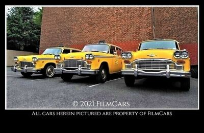 FILMCARS / NewYorkChecker