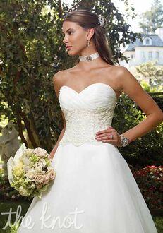 Casablanca Bridal 1992 Ball Gown Wedding Dress