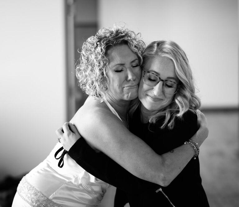 lisa marshall and her daughter