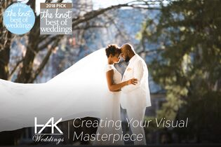 HAK Weddings: Creating your story with Video & Photo