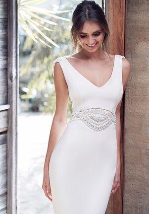 Anna Campbell Blake Dress Sheath Wedding Dress