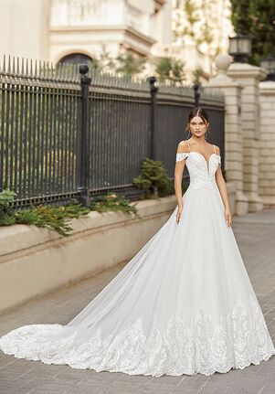 Rosa Clará TEROL Ball Gown Wedding Dress
