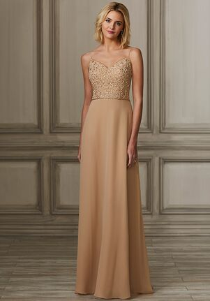 Adrianna Papell Platinum 40136 Sweetheart Bridesmaid Dress