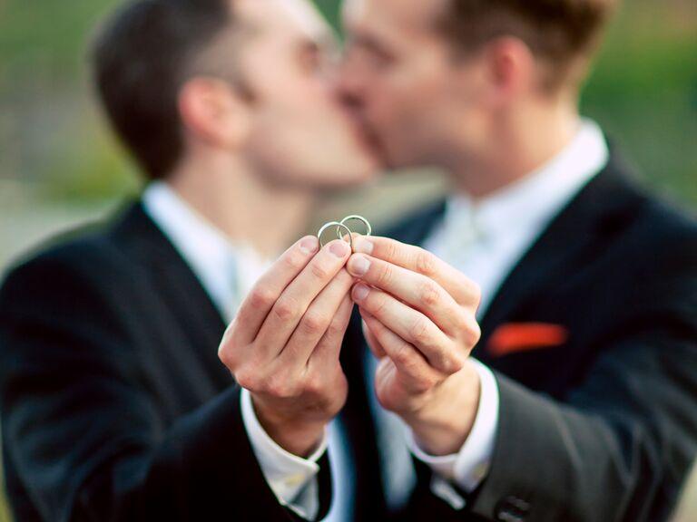 Same sex marriage in vegas