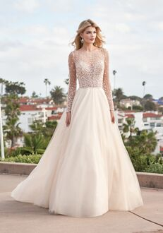 Jasmine Bridal F211062 A-Line Wedding Dress