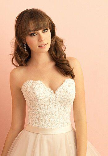 Allure Romance 2853 A-Line Wedding Dress