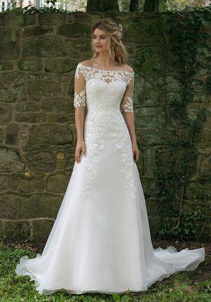 Sincerity Bridal 44058 A-Line Wedding Dress