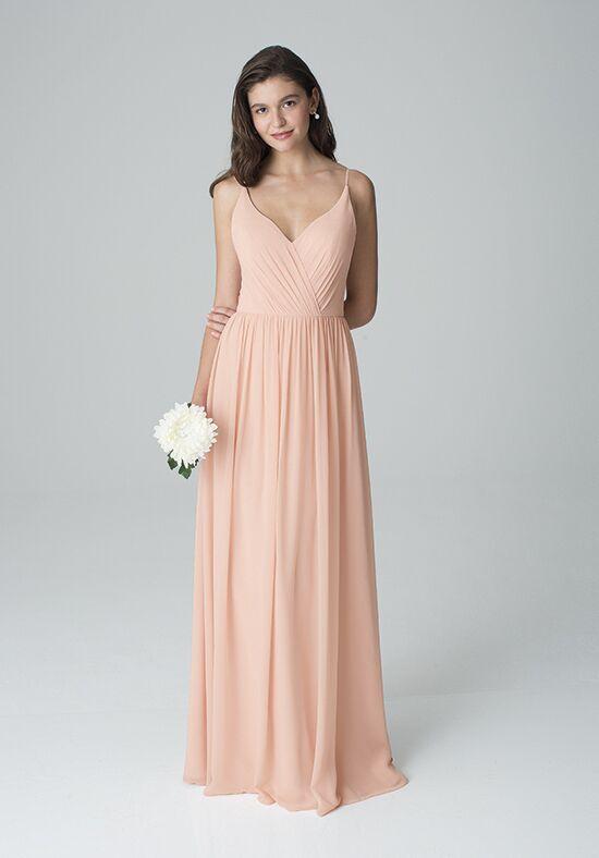 a24aeb04b4c Bill Levkoff 1273 Bridesmaid Dress - The Knot