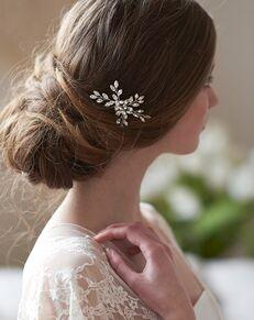 Dareth Colburn Stella Hair Pin (TP-7099) Gold, Silver Pins, Combs + Clip
