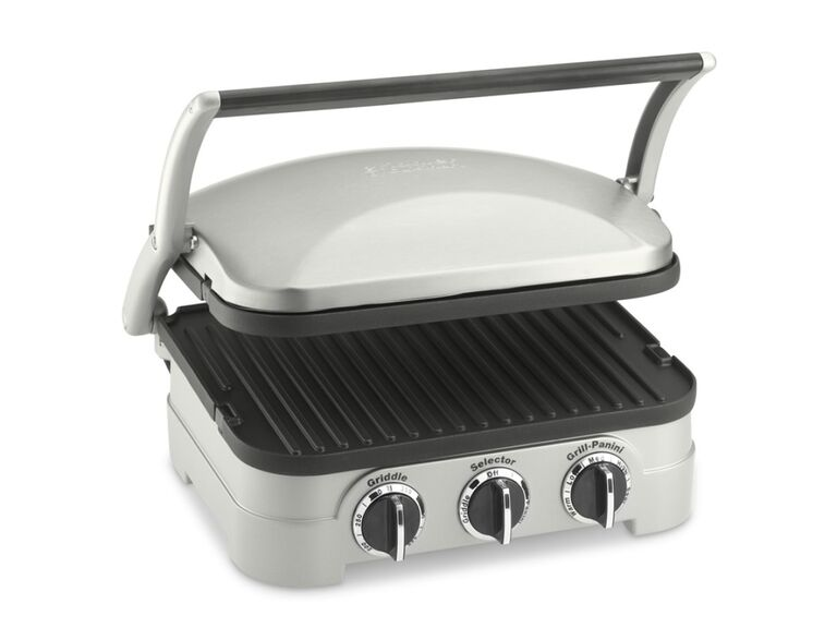 best griddles irons and presses cuisinart