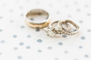 Vintage Classic Marquis Engagement Ring