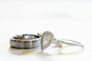 Antique Pear-Shaped Engagement Ring