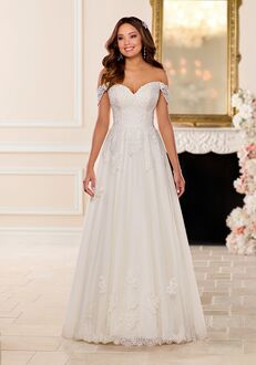 Stella York 6684 A-Line Wedding Dress