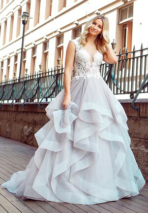 Mia Solano M1747Z | Dior Ball Gown Wedding Dress