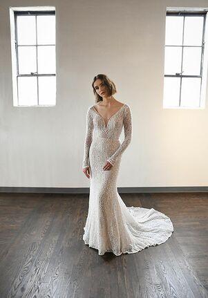 Martina Liana LE1113 Sheath Wedding Dress
