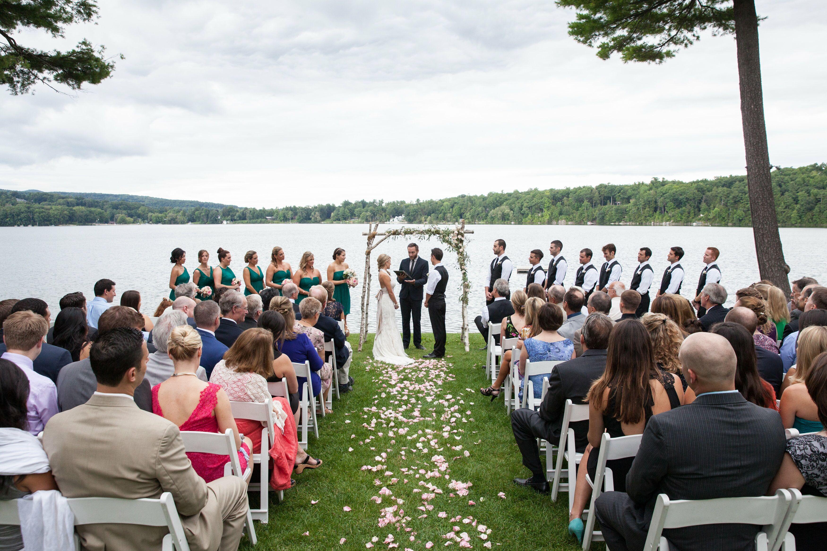 Wedding Reception Venues In Sharon CT