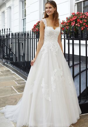 Adore by Justin Alexander 11125 Ball Gown Wedding Dress