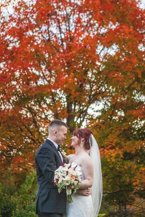 Fall Foliage at the Bedford Village Inn