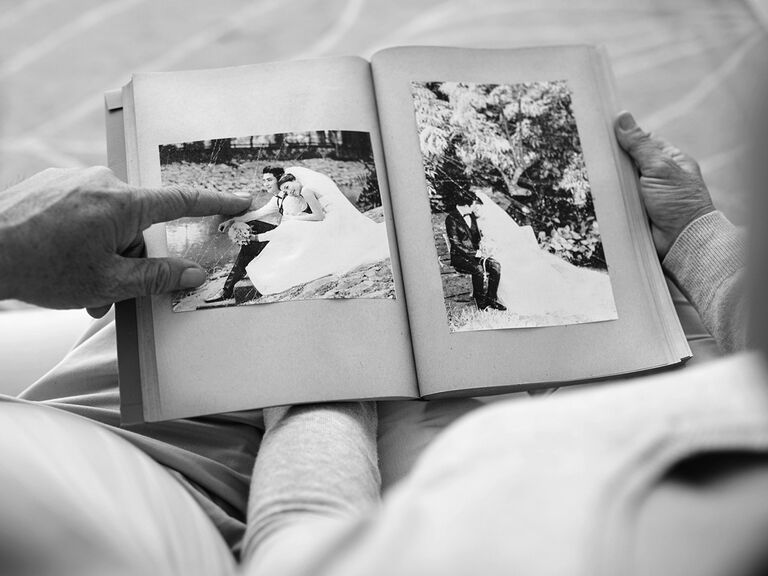 How To Make A Wedding Photo Album