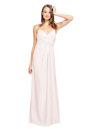Bari Jay Bridesmaids 2017 V-Neck Bridesmaid Dress
