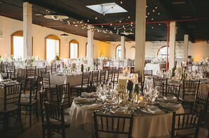 Classic Liberty Warehouse Reception