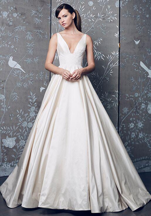 Legends Romona Keveza L8154 L8154bow Ball Gown Wedding Dress
