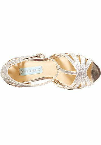 Blue by Betsey Johnson SB-TEE - Silver Silver Shoe