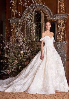 Monique Lhuillier Josephine Ball Gown Wedding Dress