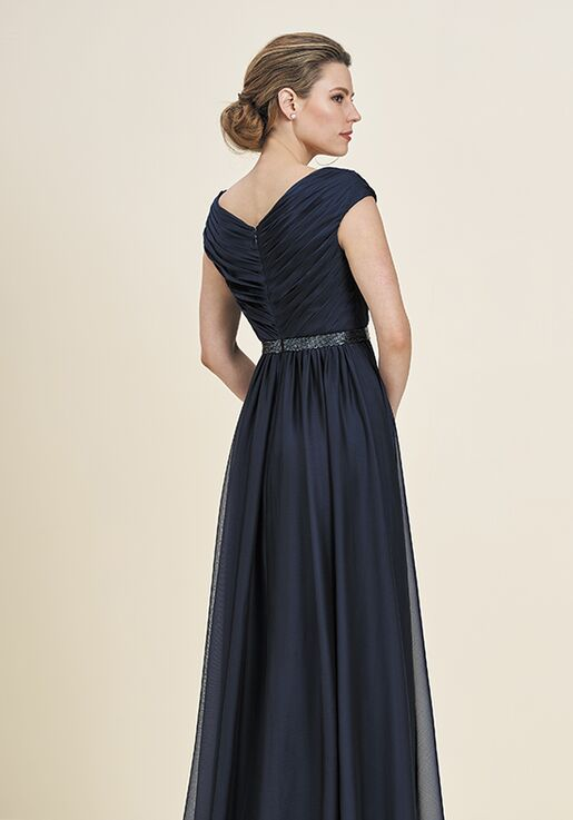 Jade Mother of the Bride by Jasmine J195056 Blue Mother Of The Bride Dress