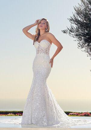 Casablanca Bridal Style 2448 Jocelyn Mermaid Wedding Dress