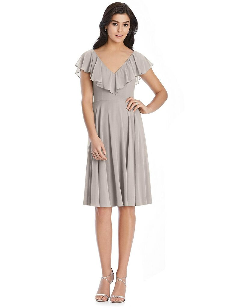44 Gray Bridesmaid Dresses In All Your Favorite Shades