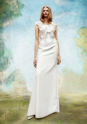 Viktor&Rolf Mariage OPEN BACK WISTERIA GARDEN MERMAID Mermaid Wedding Dress
