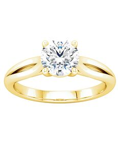 ever&ever Classic Princess, Asscher, Cushion, Emerald, Heart, Marquise, Pear, Round, Oval Cut Engagement Ring