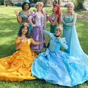Orlando, FL Princess Party | Kids Party Professionals