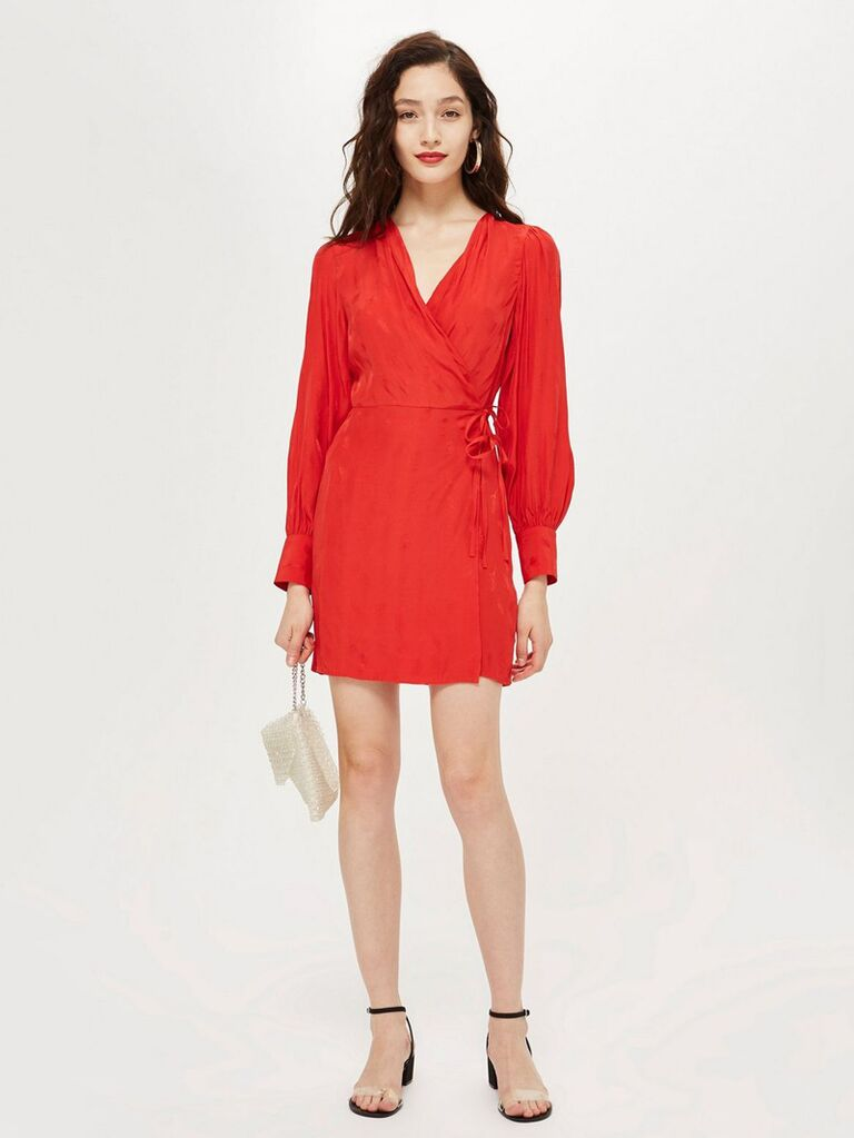 80af933eaa What to Wear to a Fall 2018 Wedding: 65 Dresses for Guests