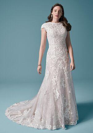 Maggie Sottero TUSCANY LANE LEIGH A-Line Wedding Dress