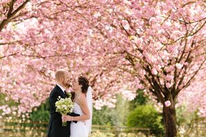 Jamie Delaine Photography Cherry Blossom Photo