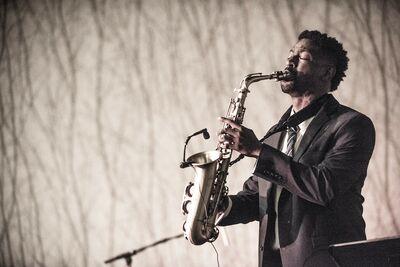 Isaac Agyeman - Saxophone/Band
