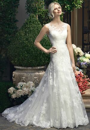 Casablanca Bridal 2208 A-Line Wedding Dress