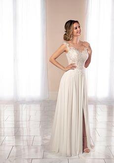Stella York 7017 A-Line Wedding Dress