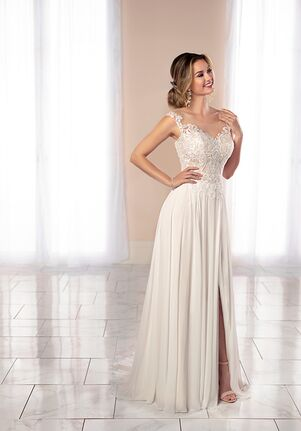Stella York 7017 A-Line Wedding Dress