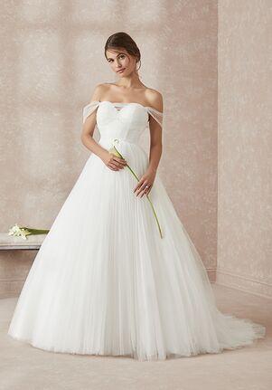 Adrianna Papell Platinum 31155 Ball Gown Wedding Dress