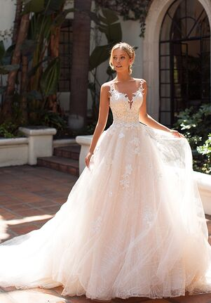 Moonlight Collection J6704 Ball Gown Wedding Dress