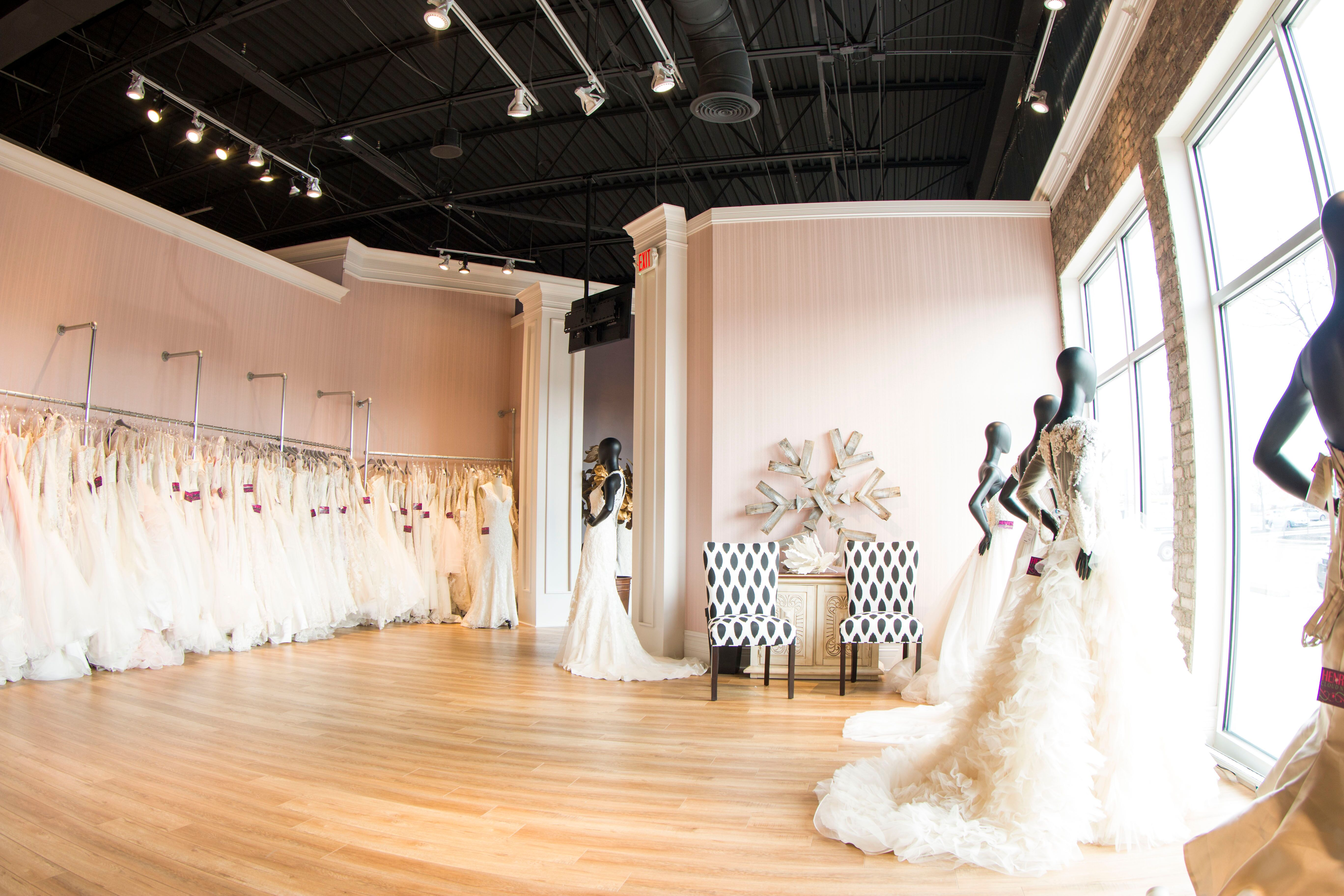 Bridal Salons in Columbus, OH - The Knot