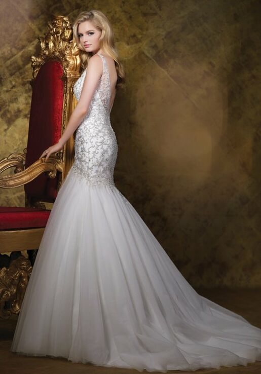 James Clifford Collection J11576 Wedding Dress - The Knot