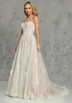 Avery Austin Addison A-Line Wedding Dress