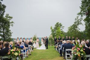 Outdoor Resort Ceremony in Douglasville, Georgia