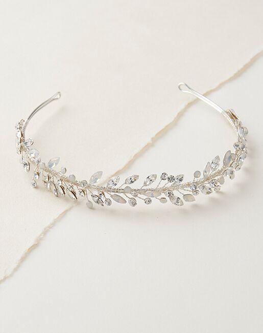 Dareth Colburn Ana Dainty Headband (TI-7100) Gold, Silver Headband