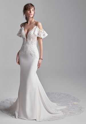 Sottero and Midgley BRACKEN Sheath Wedding Dress
